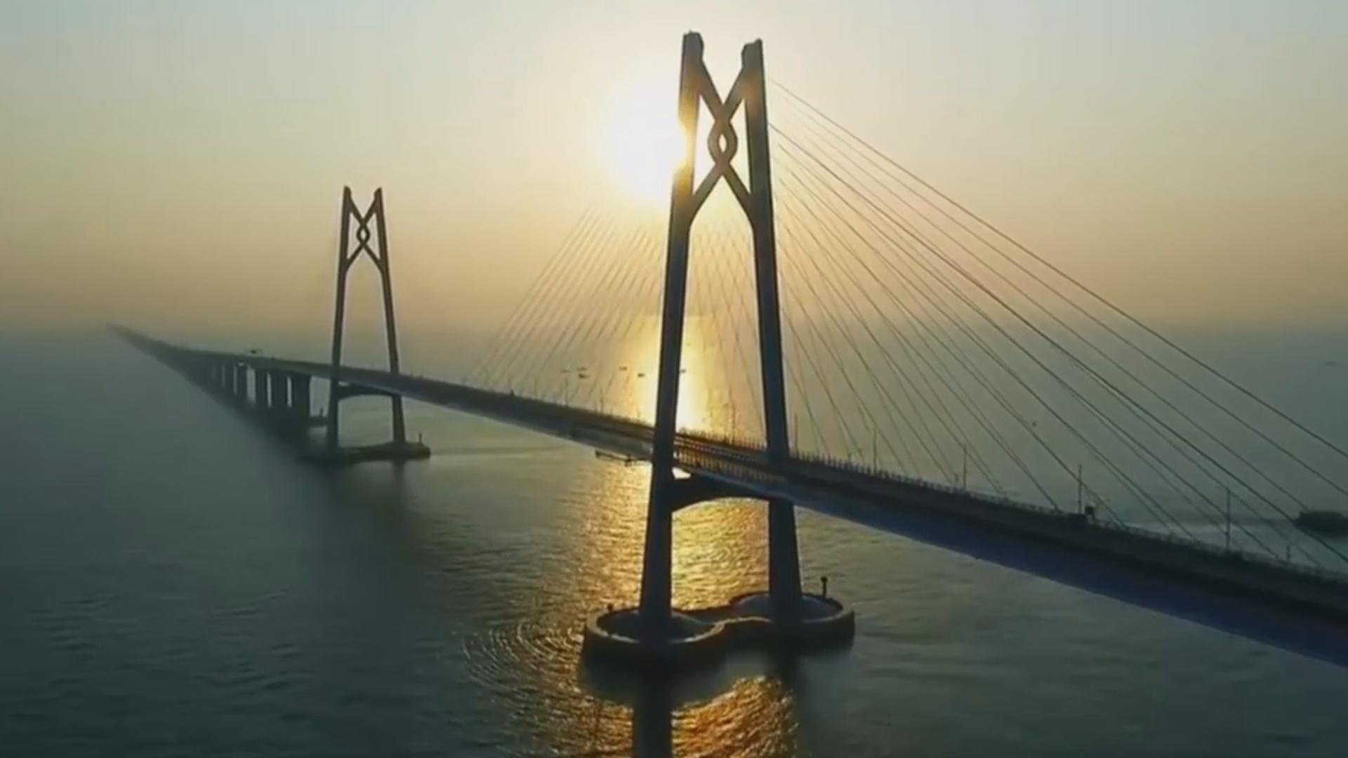 Dünyanın dəniz üzərində ən uzun avtomobil yol ötürücü-körpüsü istifadəyə verilib