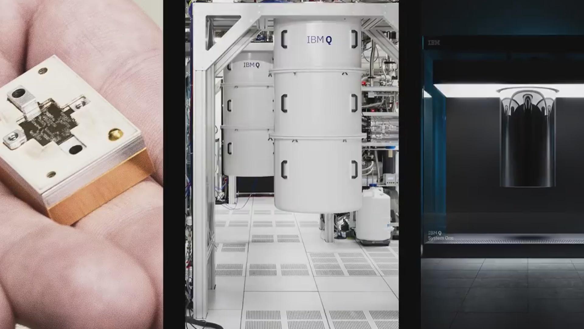 İlk kommersiya kvant komputerin satışı gerçəkləşir