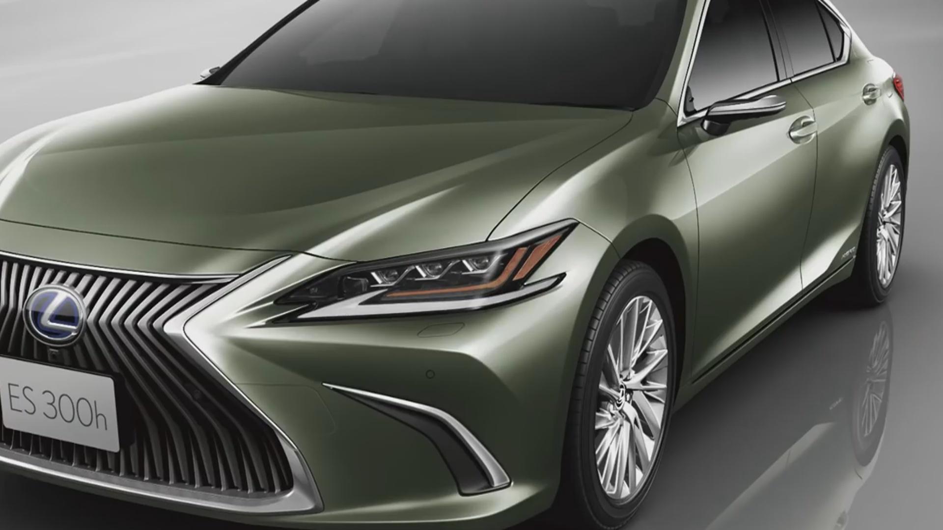Lexus  avtomobil dünyasında daha bir yeniliyə imza atıb