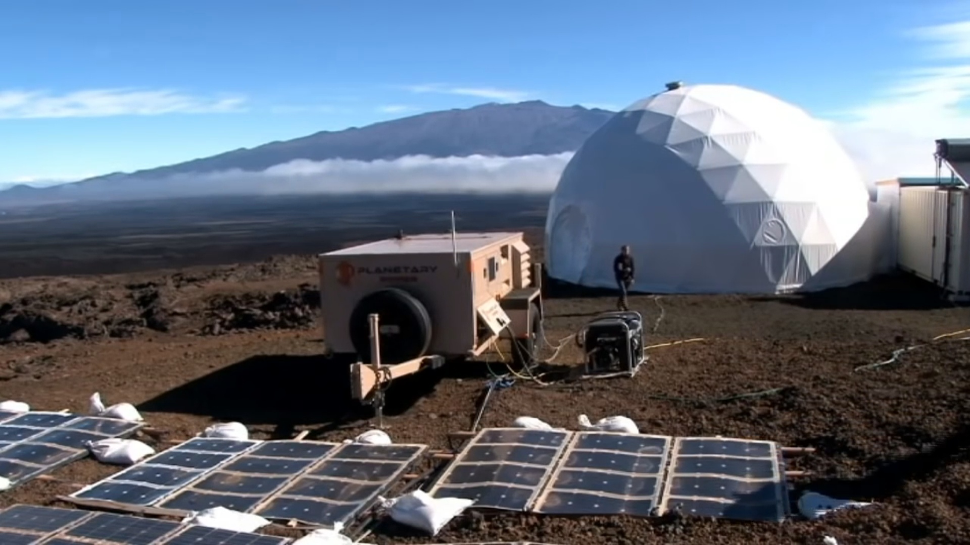 Tədqiqatçılar Marsdakı şəraitə uyğunlaşmaqla bağlı eksperiment aparıb