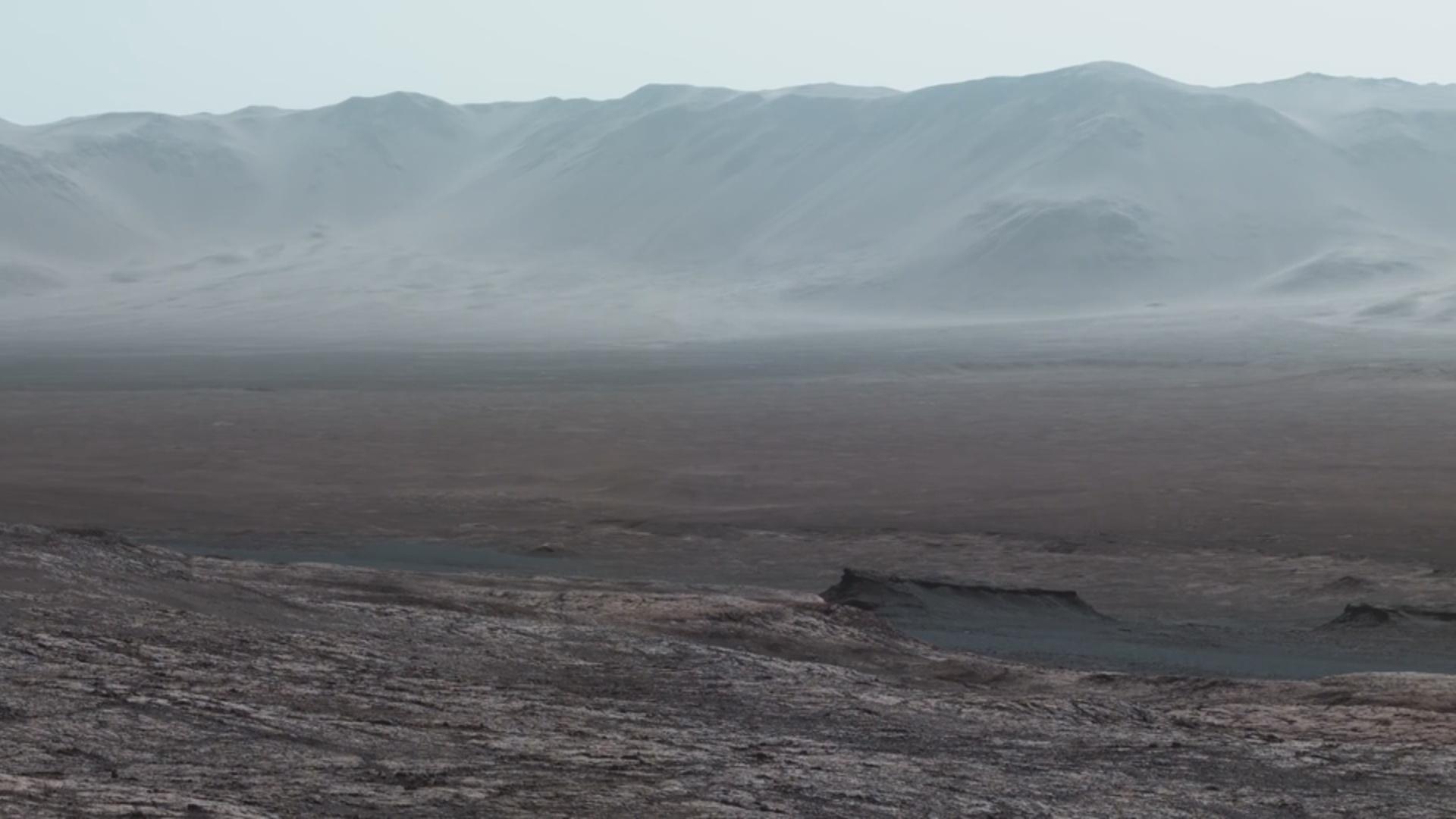 Marsın yeni görüntüləri yayımlanıb