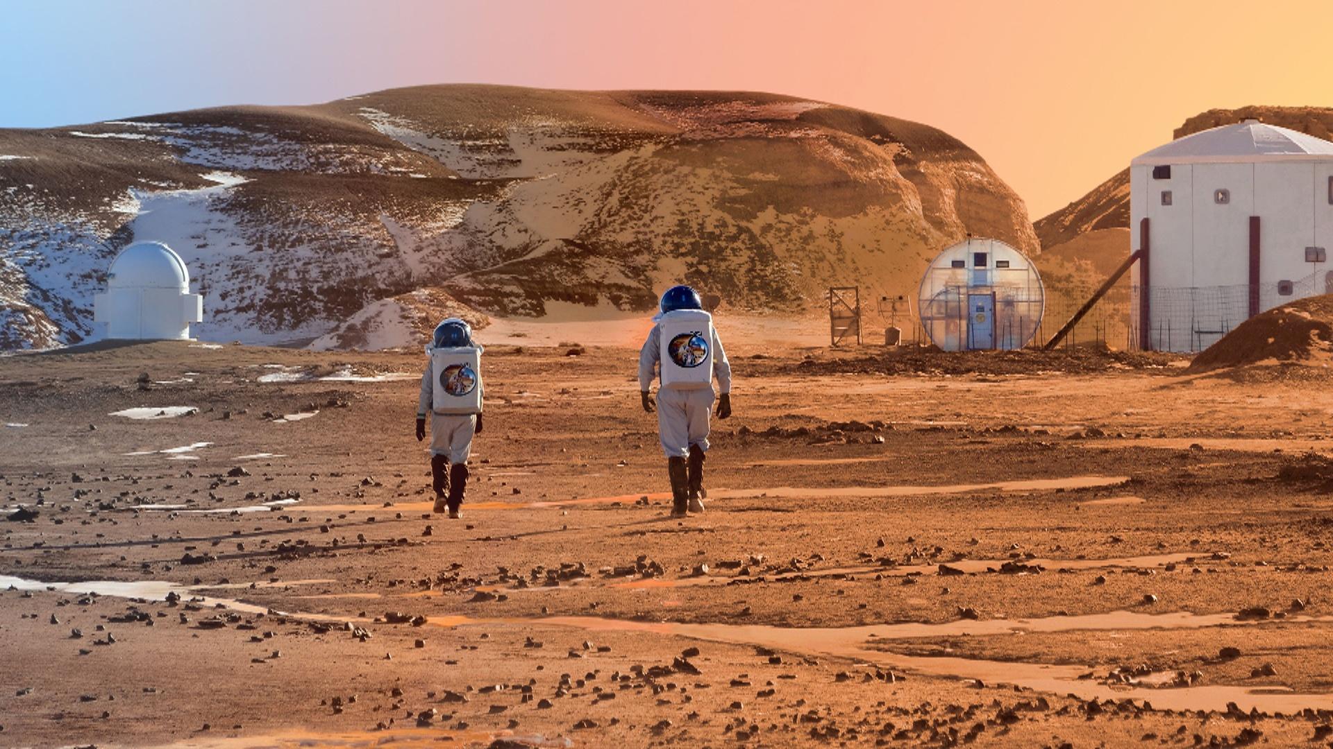 Marsa səyahət etmək arzumuz reallaşacaq