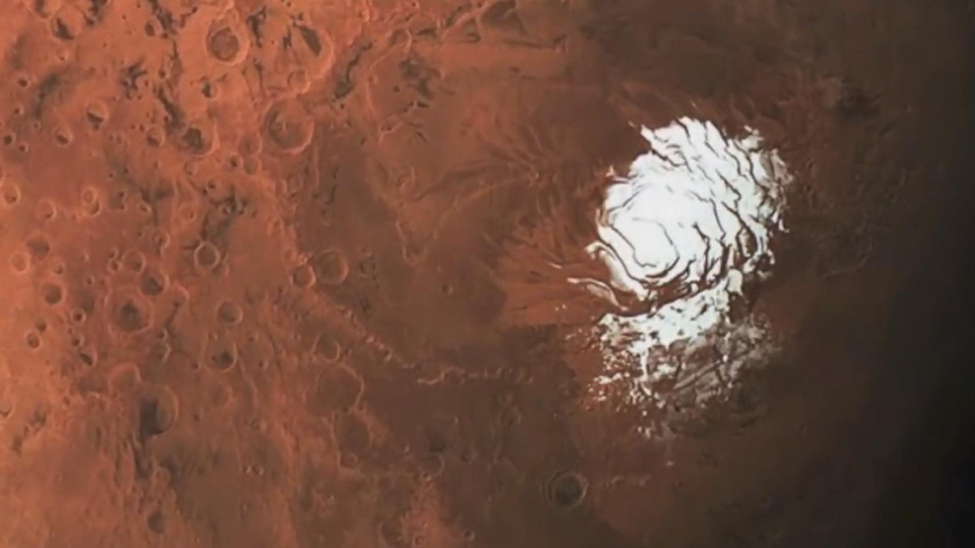 Marsda həyat planetin üstündə yox, altında ola bilər