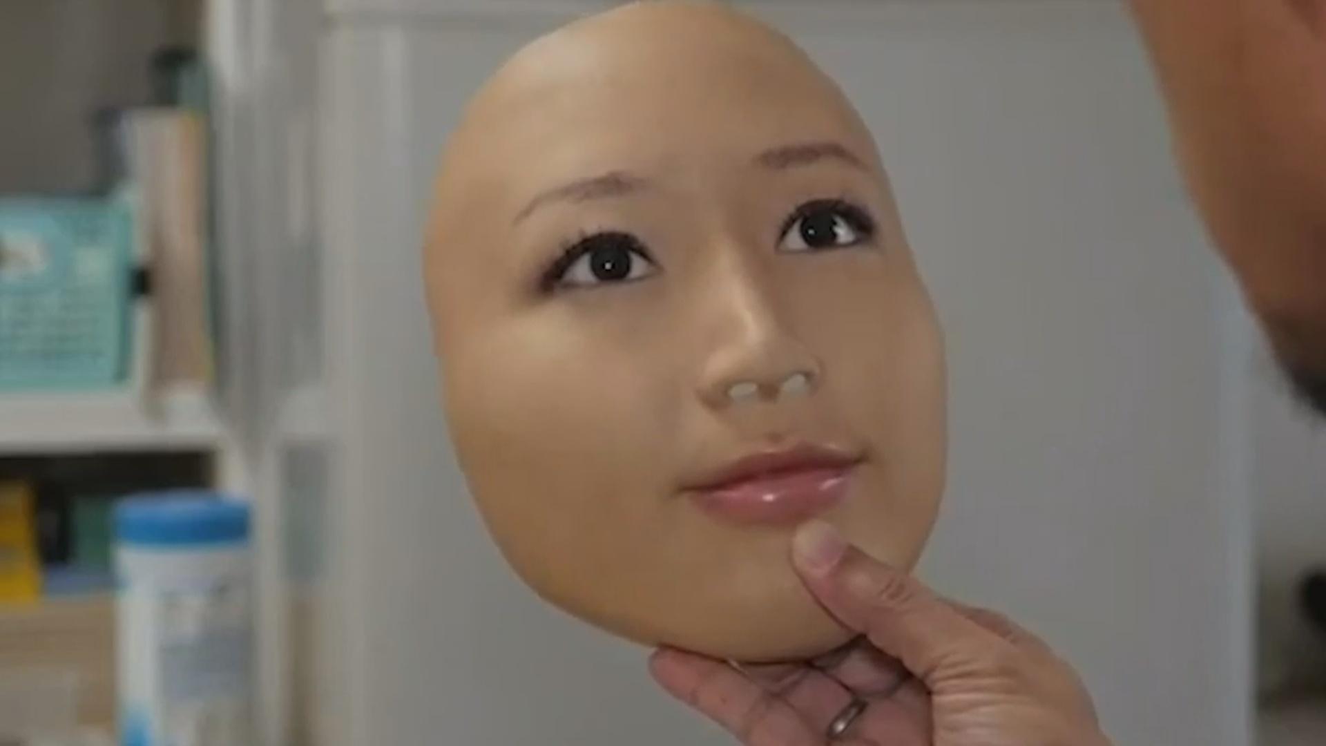 Hiperrealistik maskalar sifətin tanınmasına kömək edəcək