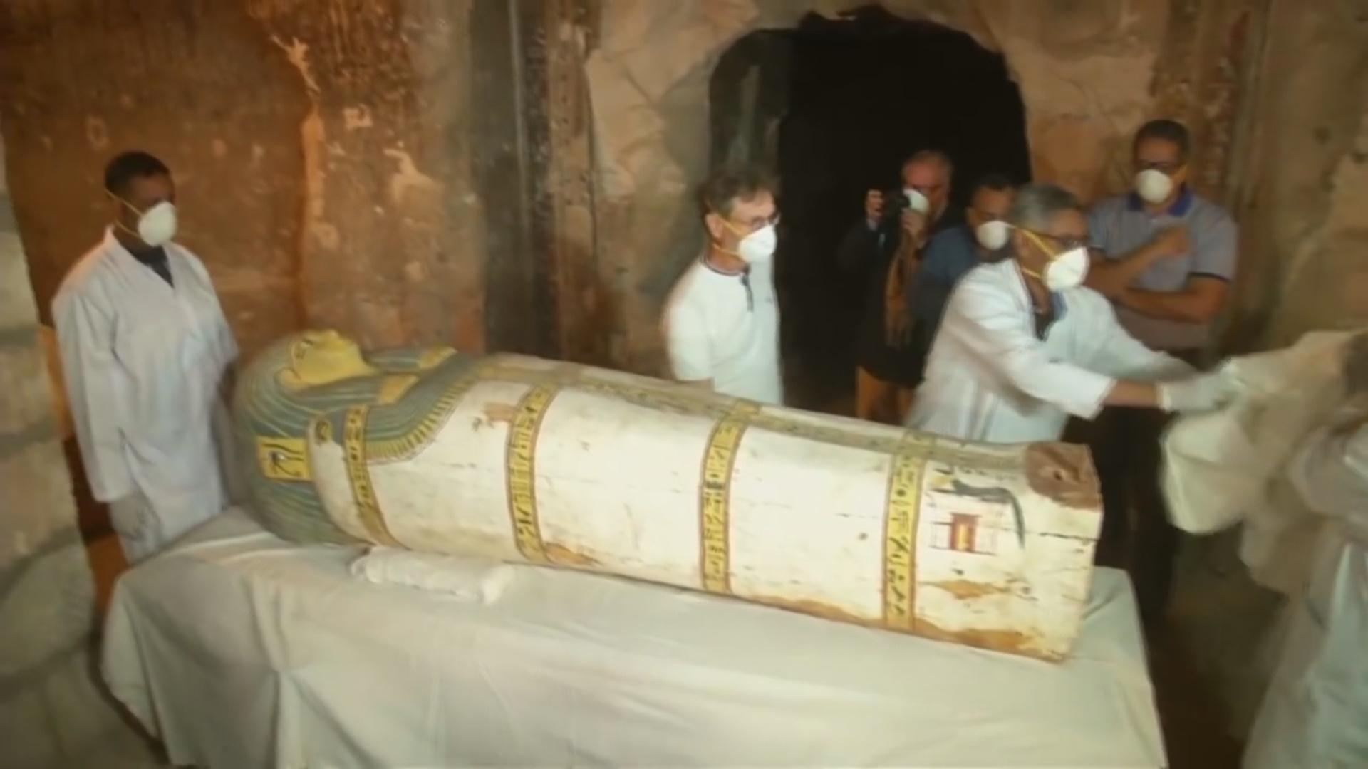 3 min il yaşı olan mumiyalar aşkar edilib