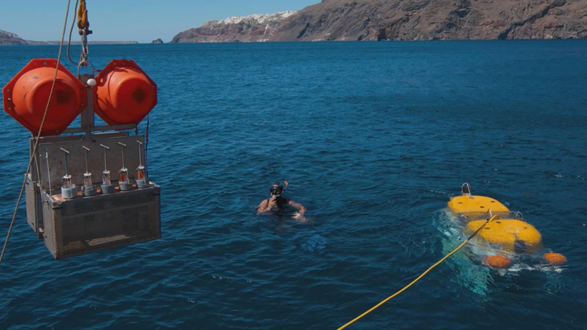 NASA Yunanıstan sahillərində Kolumbos sualtı vulkanını tədqiq edəcək