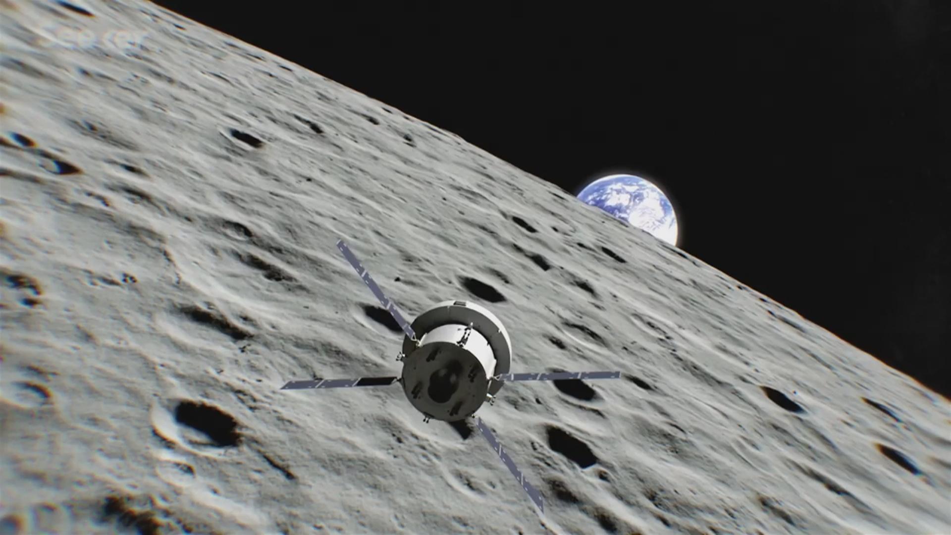 NASA Aya səyahət planının maliyyə detallarını açıqlayıb