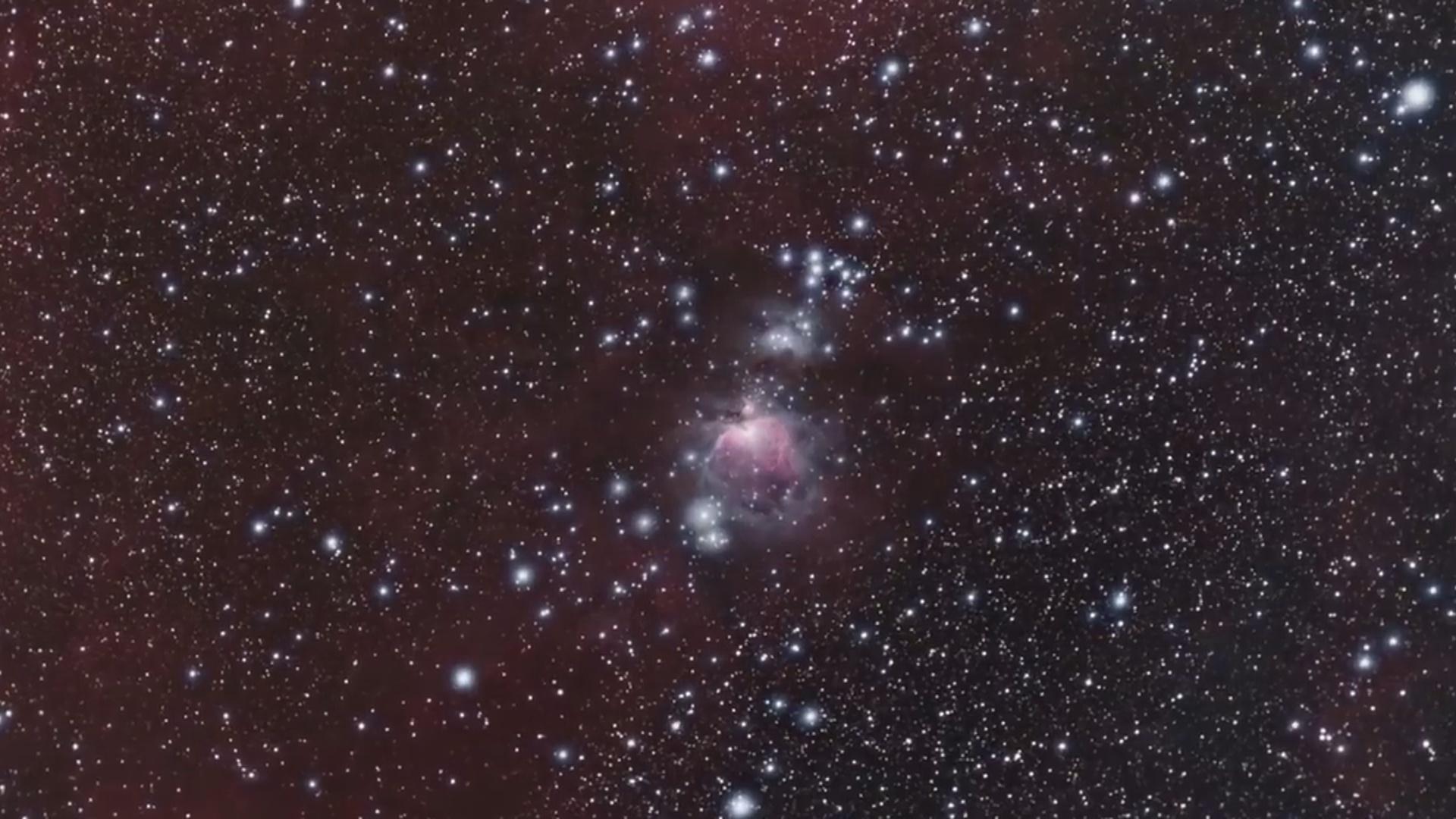 Orion nebulasının 3D görüntüləri maraqla qarşılanıb