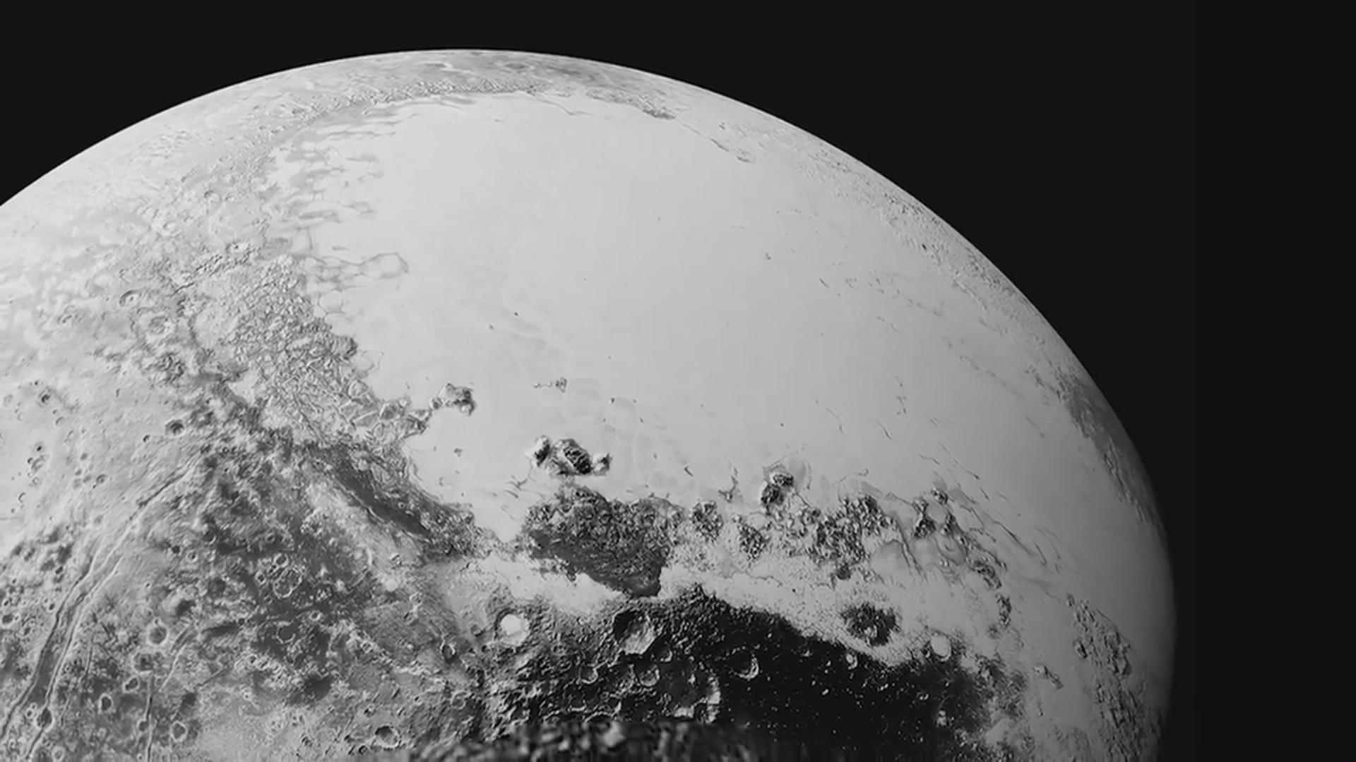 NASA Plutonda qum təpələri aşkar edib