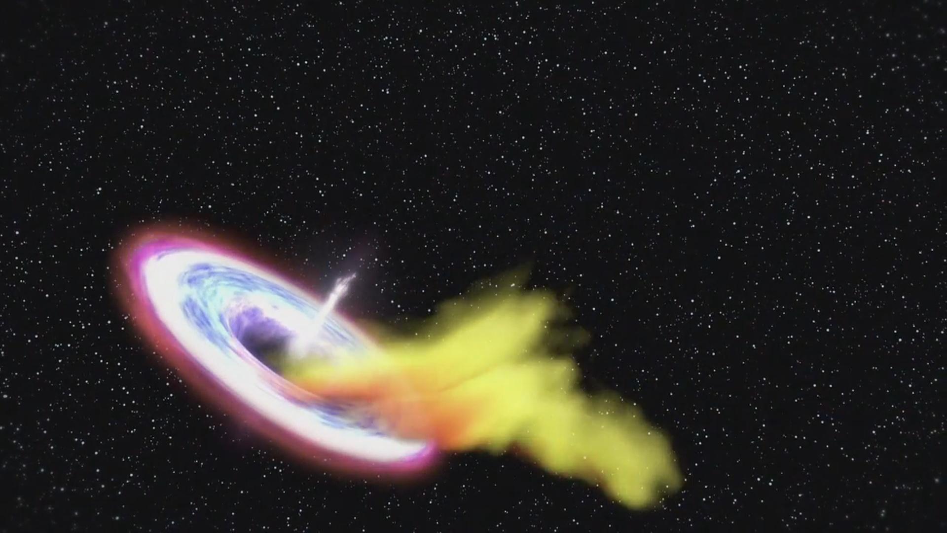 Astrofiziklər indiyədək belə hadisəyə rast gəlməyiblər
