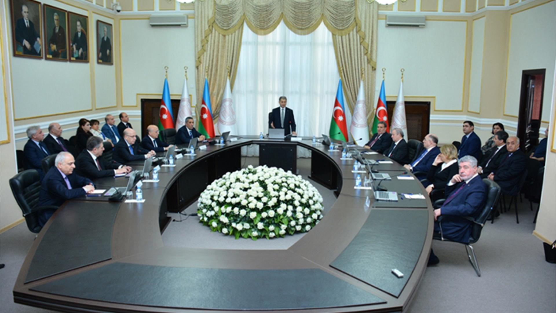 Ümummilli lider Heydər Əliyevin anım gününə həsr olunan tədbir keçirilib