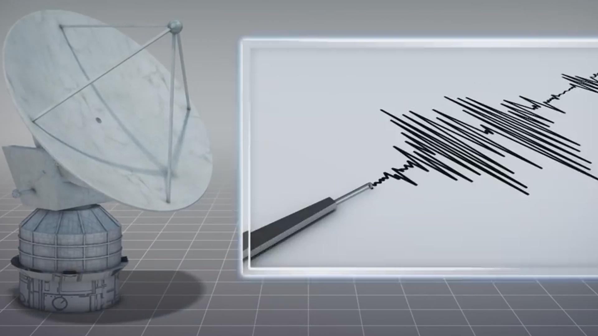 Çinin gizli inşa etdiyi radio anten təbii fəlakətləri öncədən xəbər verəcək