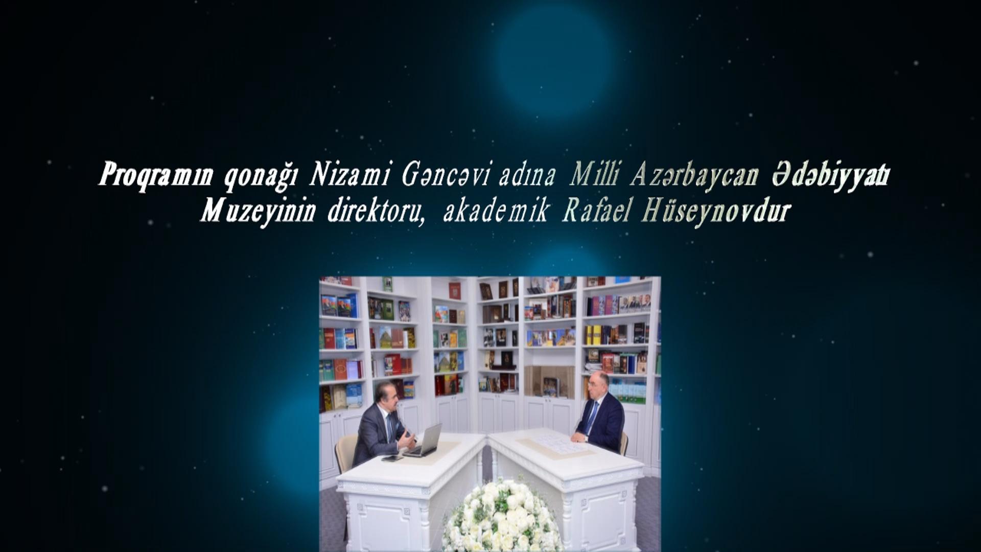 """""""Elm və İnnovasiya"""" elmi-publisistik proqramının növbəti buraxılışı yayımlanacaq."""