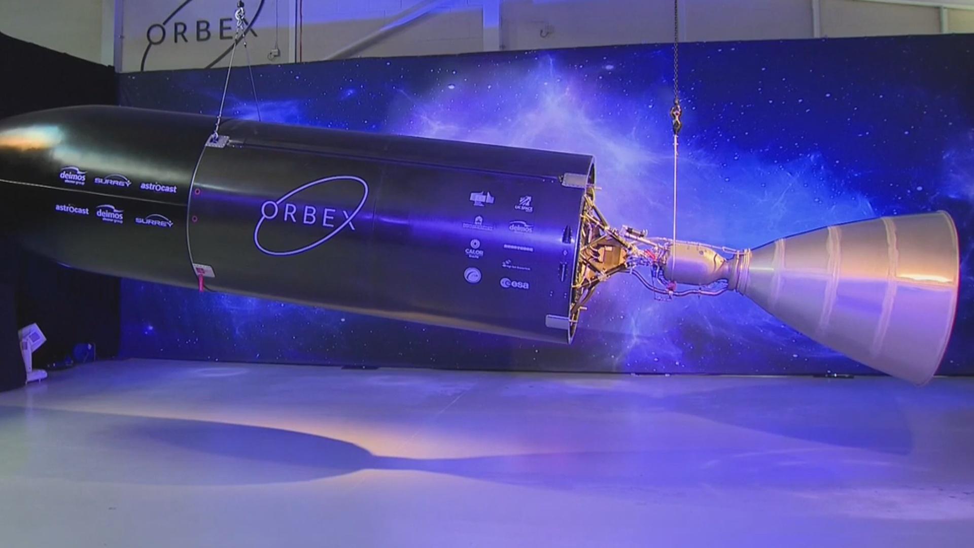 3D-printerdə ən böyük raket mühərriki çap edilib