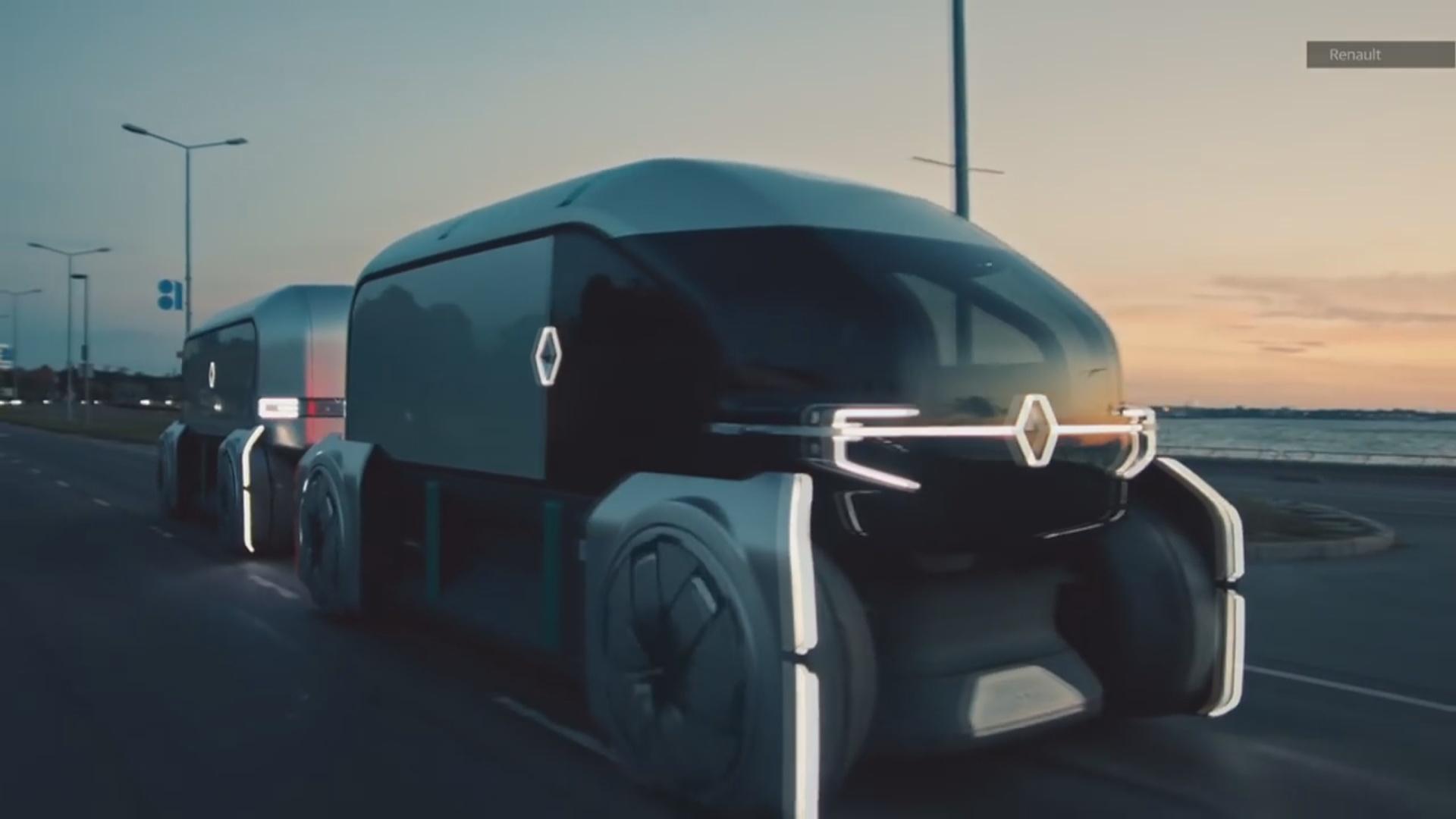 """""""Renault"""" şirkətinin layihəsi maraqla qarşılanıb"""