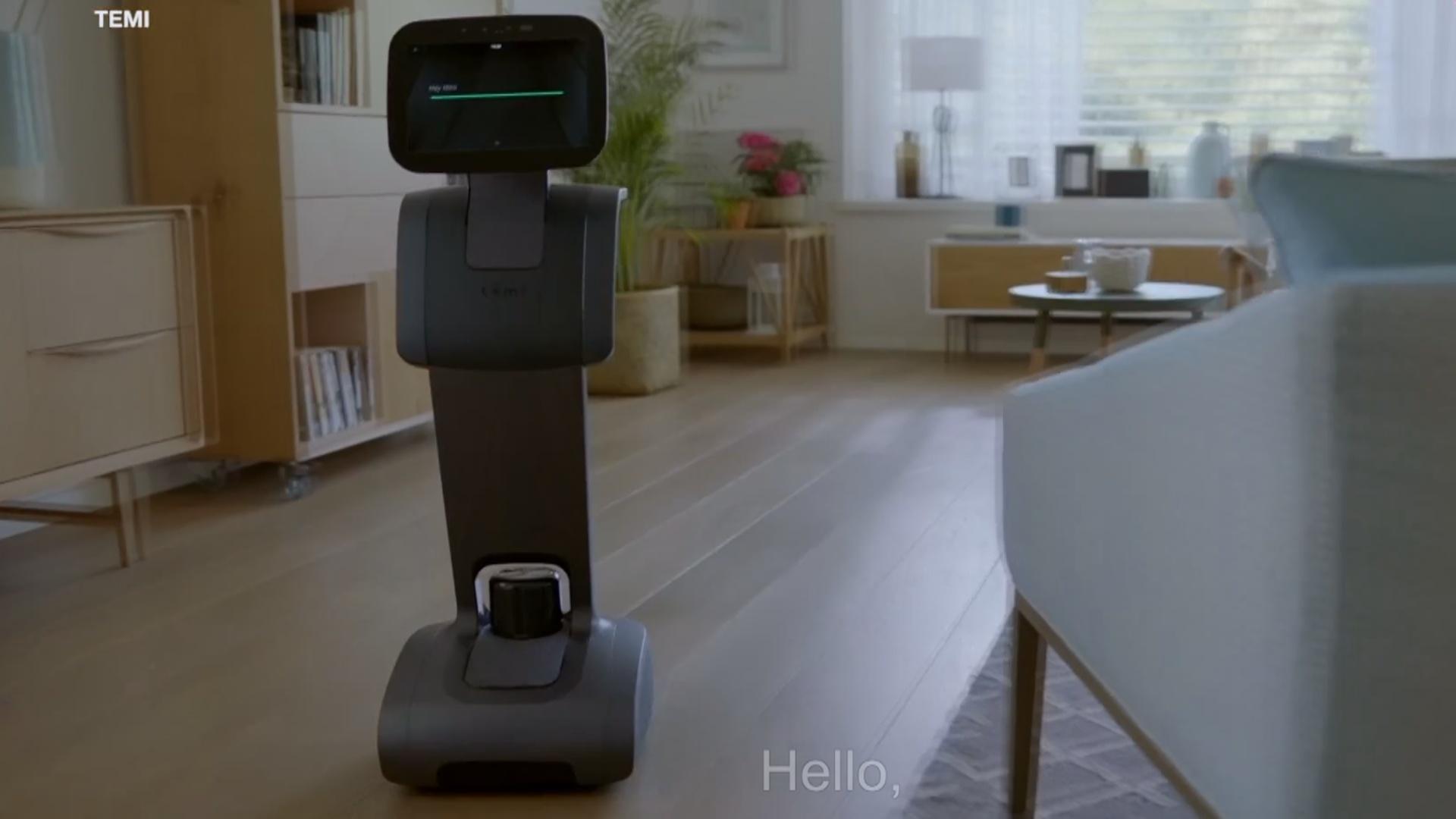 Artıq robotlar insanların şəxsi köməkçisi kimi çıxış edir