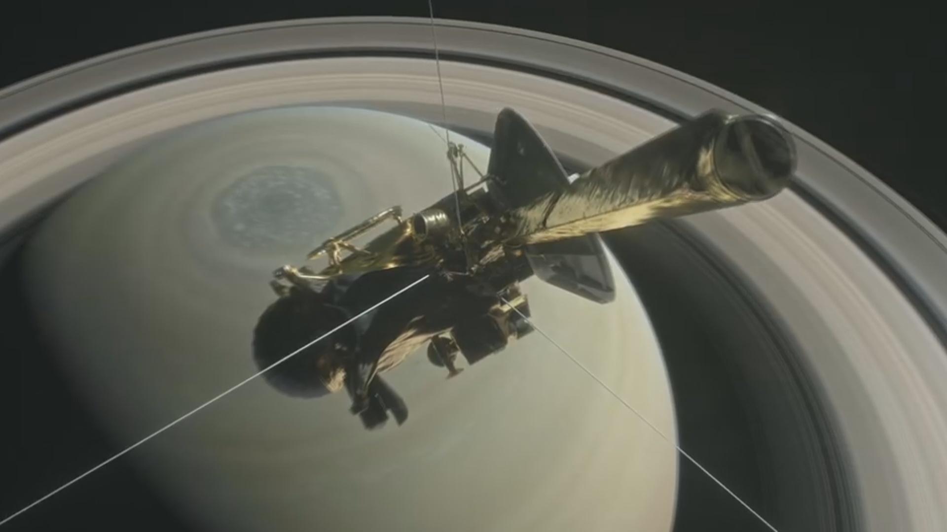 Saturn planetinin milyard illər boyunca halqasız olduğu müəyyən edilib