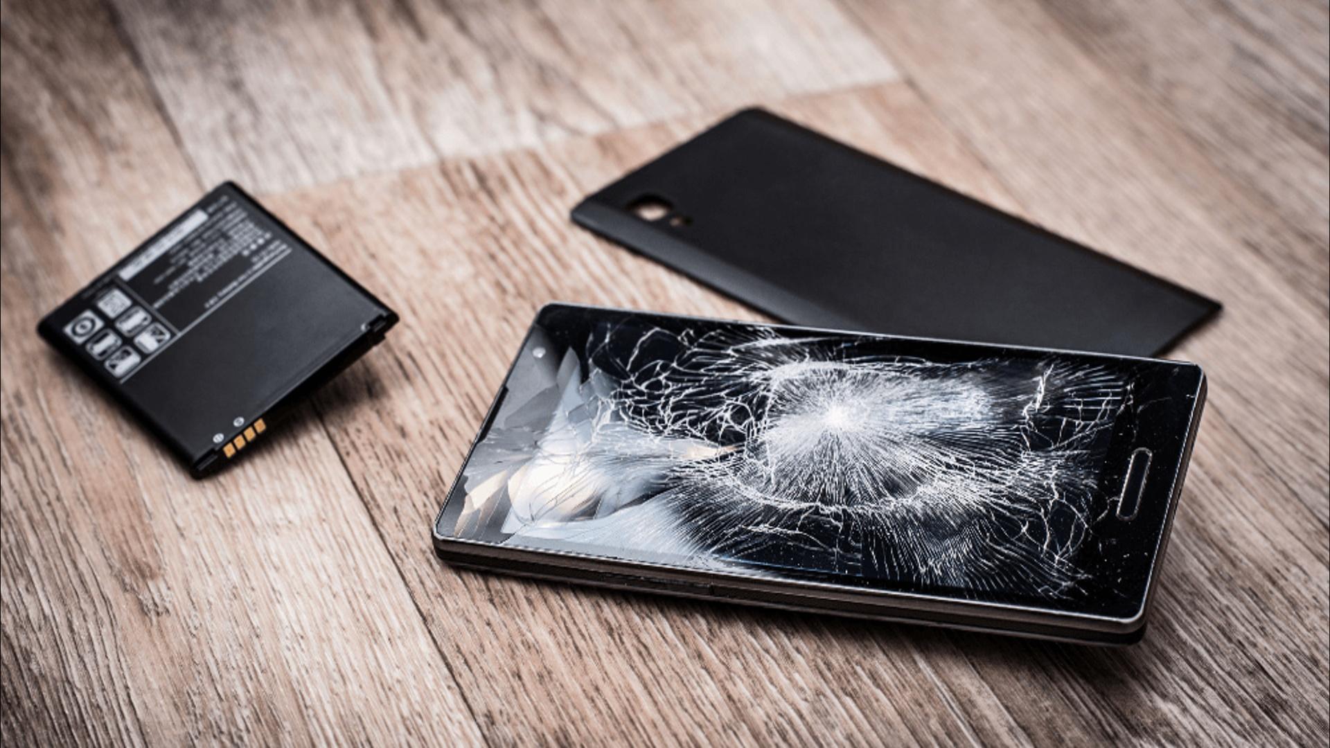 Smartfonlar üçün özü bərpaolunan ekran yaradılıb
