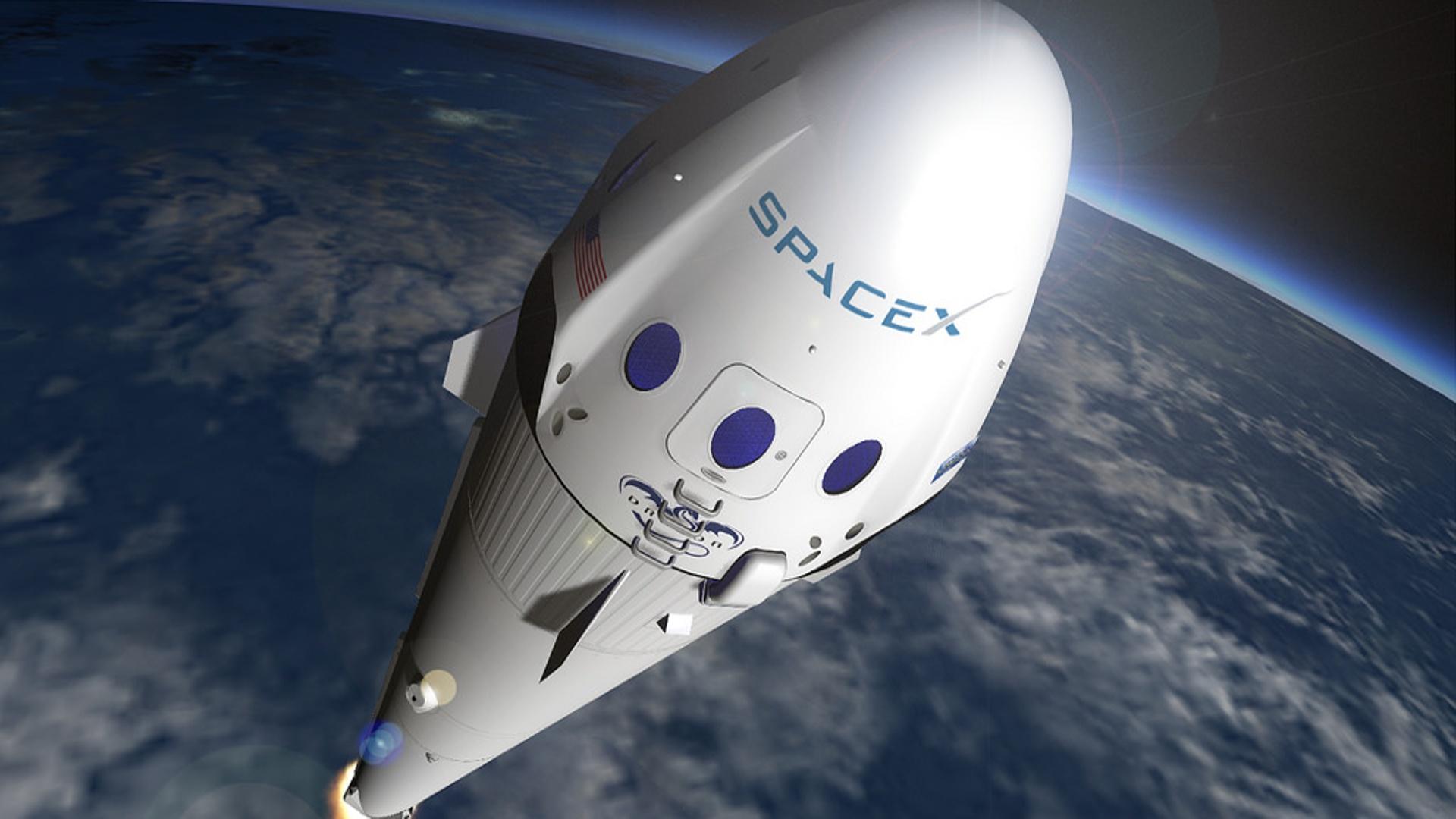 """""""SpaceX""""  yeni çoxməqsədli raket hazırlayır"""