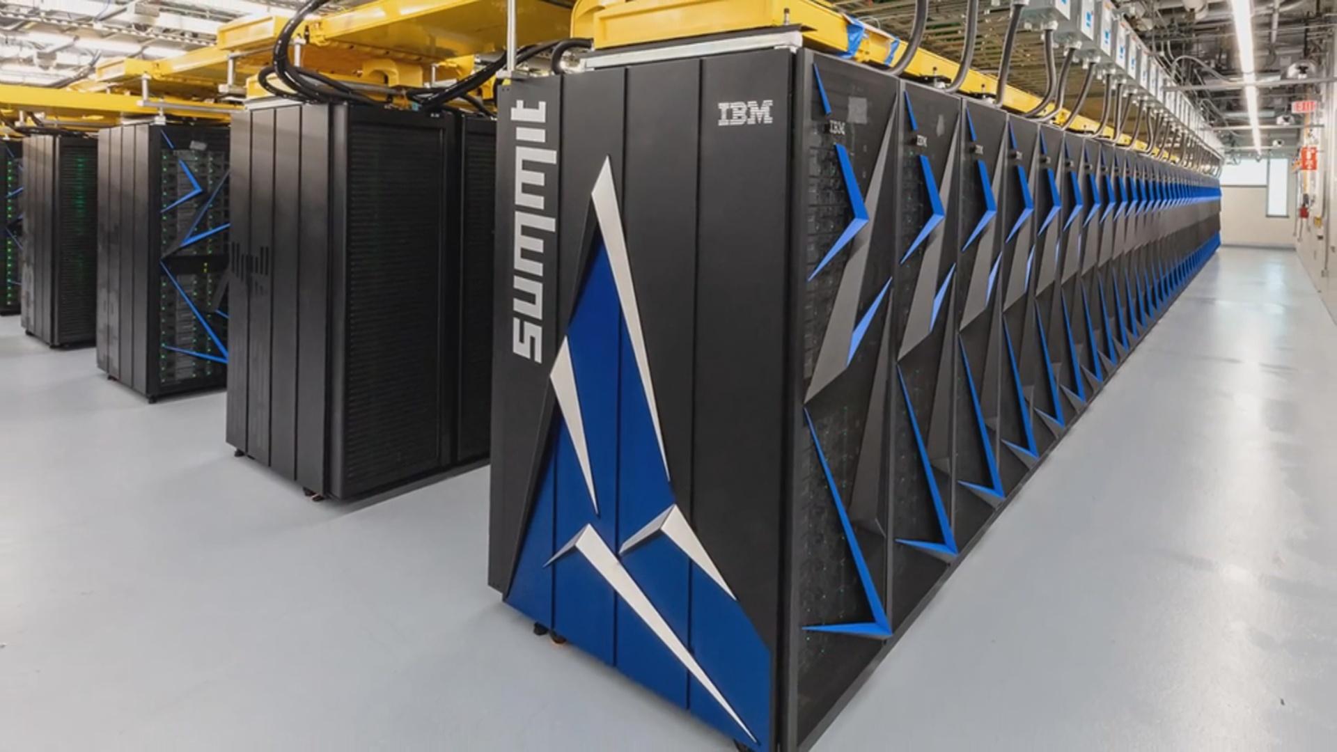 ABŞ dünyanın ən böyük super komputerini yaradıb
