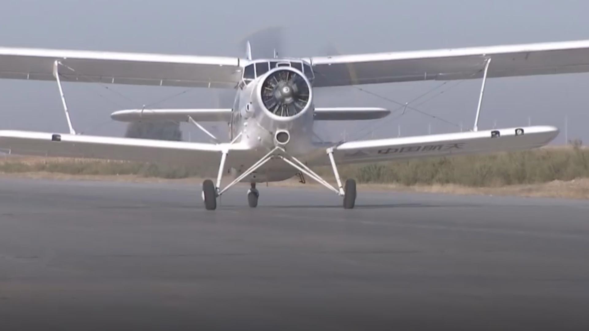 Ən böyük pilotsuz təyyarə1500 kq ağırlığında yükü daşıya bilir