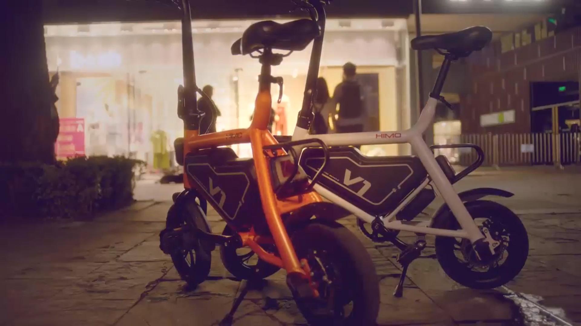 Enerji ilə işləyən velosiped satışa çıxarılacaq
