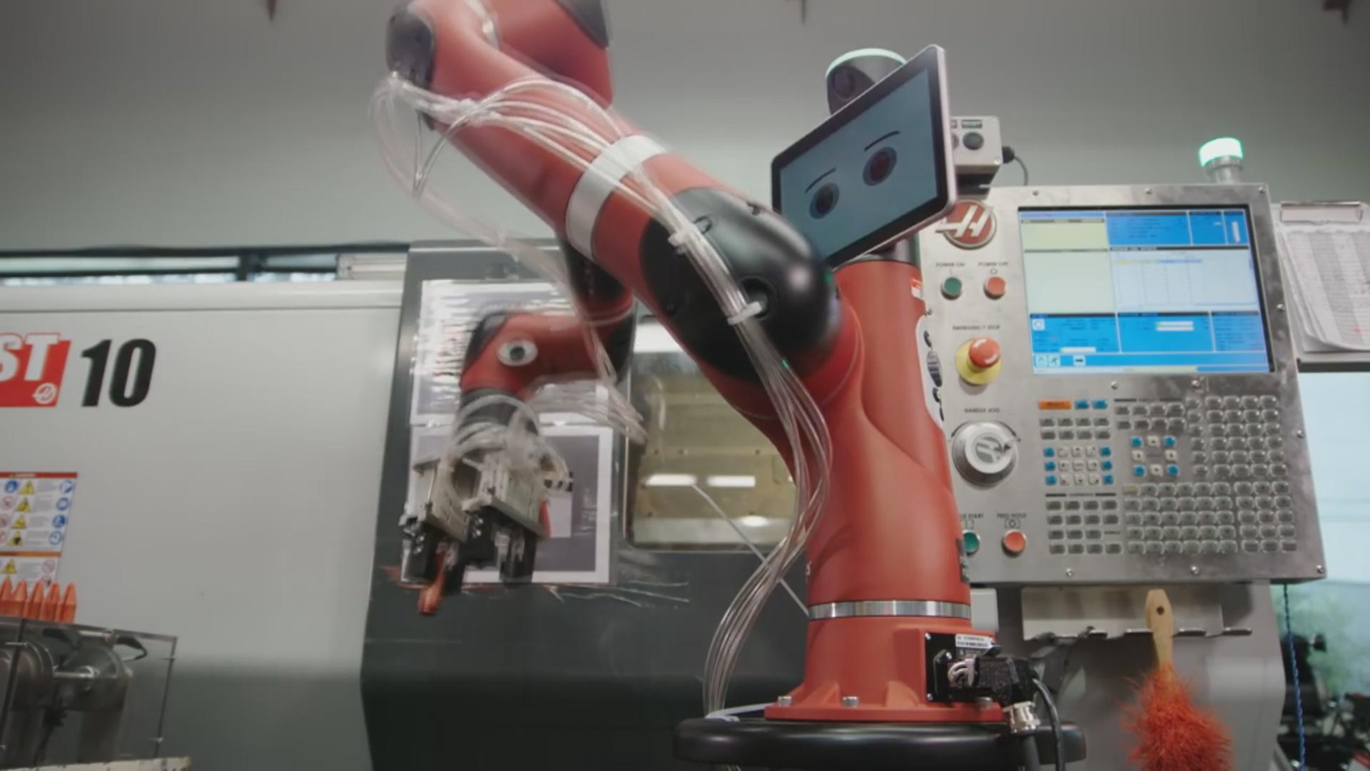 Altıncı hissə malik olan robotlar təhlükəsizliyə zəmanət verir
