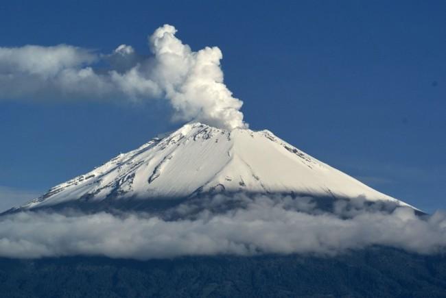 Buz altında böyük vulkanik bölgə aşkar edilib