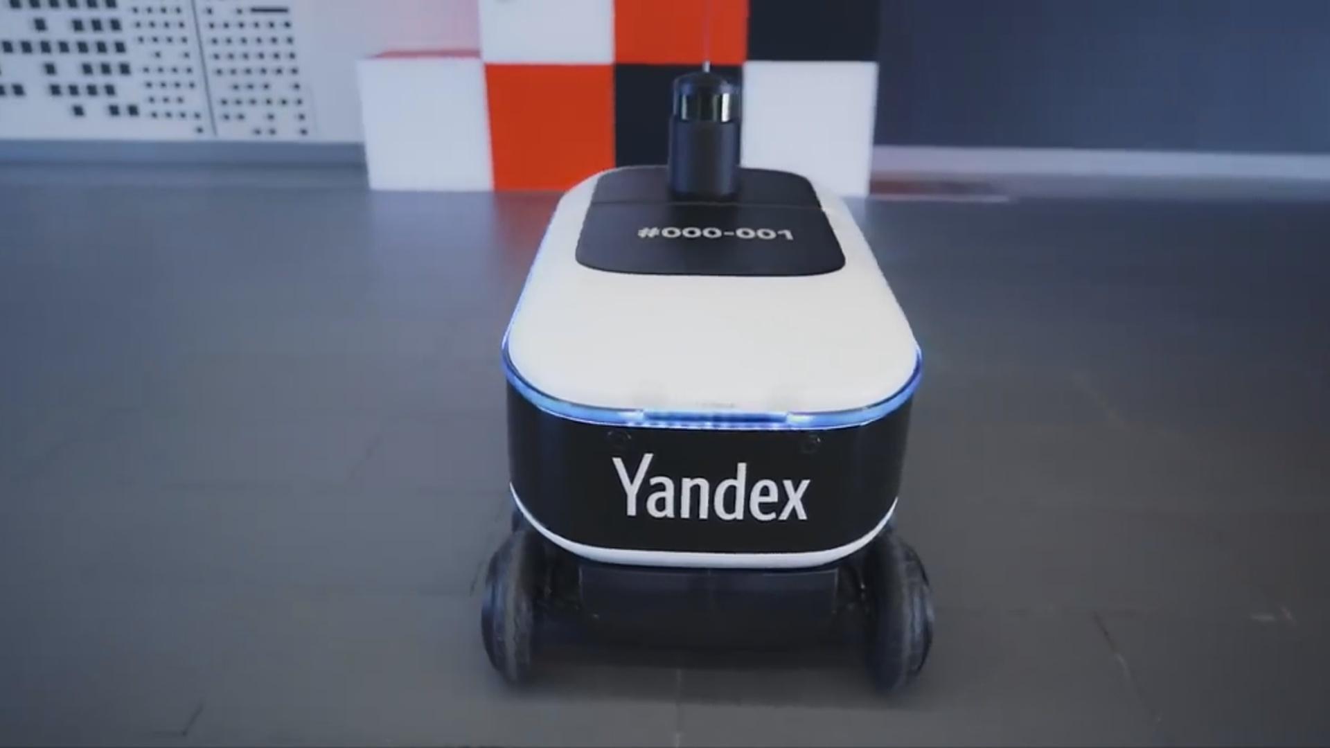 Robot kuryerlərin imkanları genişlənir