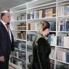Rusiyanın ölkəmizdəki səfirliyinin nümayəndələri Mərkəzi Elmi Kitabxanada mühafizə olunan sənədlərlə tanış olublar