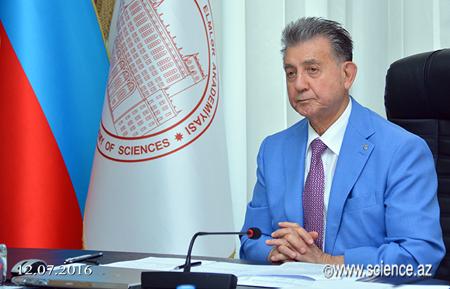 Azərbaycan elminin inkişaf Doktrinasının layihəsi müzakirə olunub