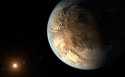 Günəş sistemi xaricində yeni planet kəşf olunub