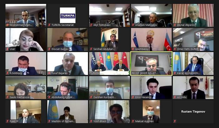 Genetik Ehtiyatlar İnstitutunun direktoru beynəlxalq videokonfransda çıxış edib