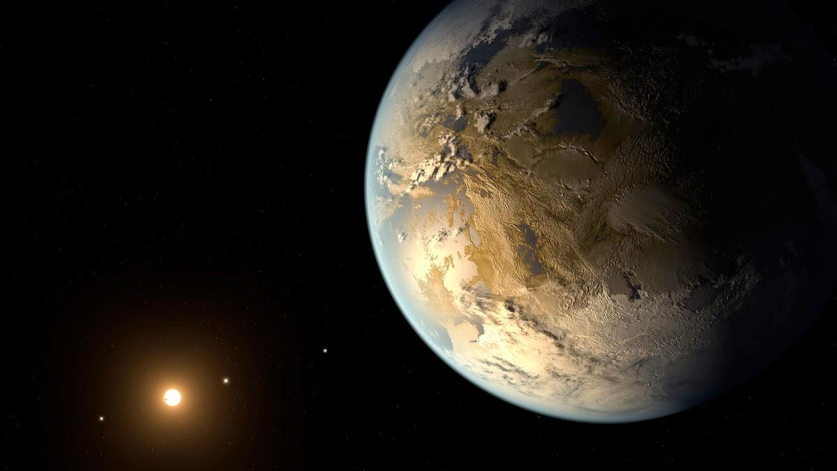 Atmosfersiz planetlər müəyyən olunub