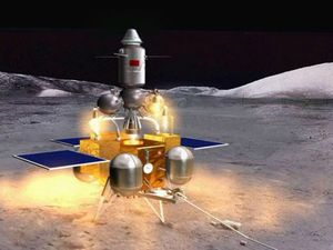 Çin Queqiao kosmik aparatını Aya göndərib