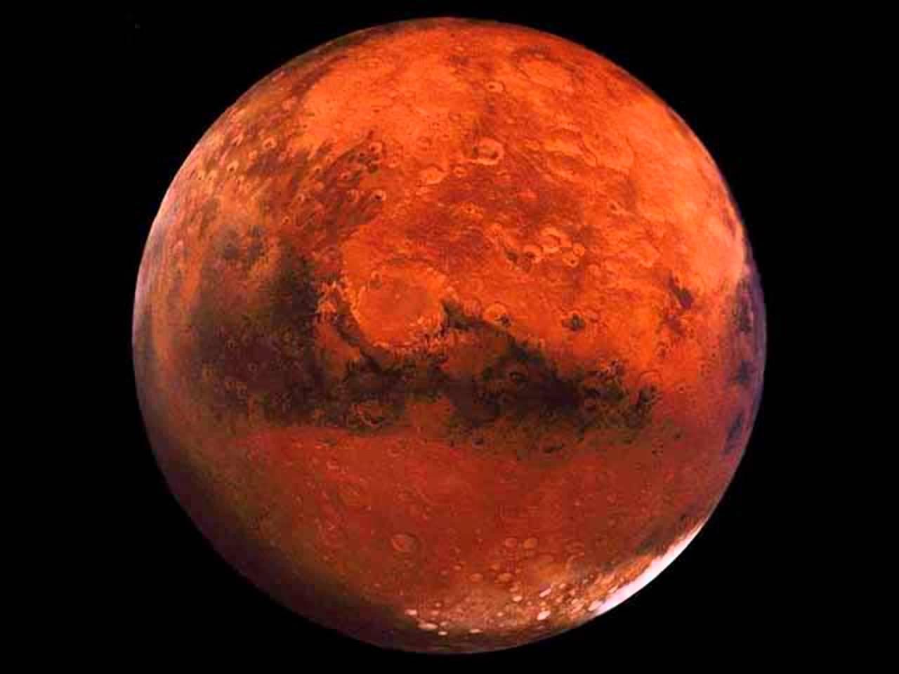 Marsın ekvatorunda su aşkarlanıb