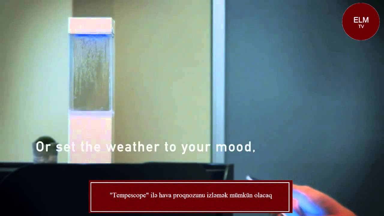 Teppescope ilə hava proqnozunu izləmək mümkün olacaq