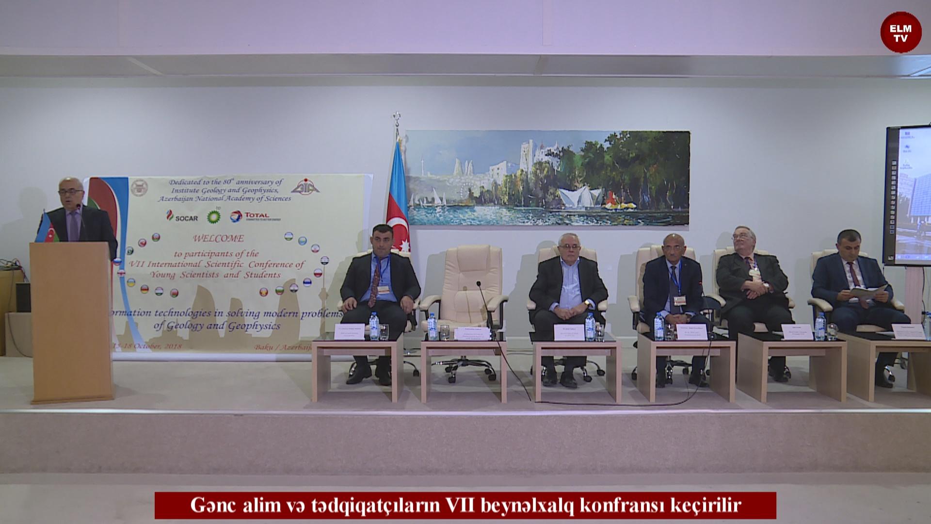 Gənc alim və tədqiqatçıların VII beynəlxalq konfransı keçirilir