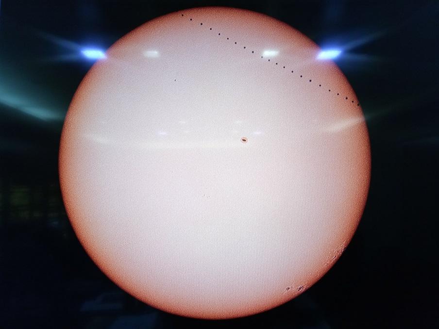 2003-cü ilin 7 mayında 100 ildə bir rast gəlinən astronomik hadisə baş verib