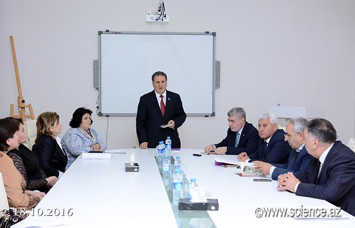 """""""Hüseyn Cavid və müasir gənclik"""" mövzusunda respublika elmi konfransı keçirilib"""