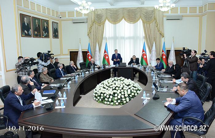 "AMEA və ""AzerGold"" QSC arasında memorandum imzalanıb"