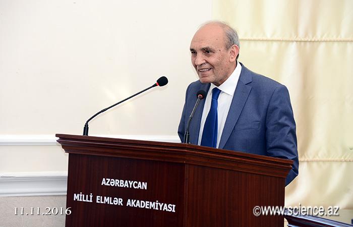 Möhsün Nağısoylunun 70 illik yubileyinə həsr olunmuş elmi sessiya keçirilib