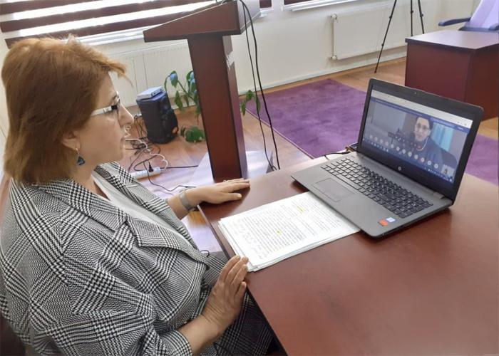 """COVID-19-a həsr edilən """"Açıq elm"""" beynəlxalq virtual dialoqda mühüm qərarlar qəbul edilib"""