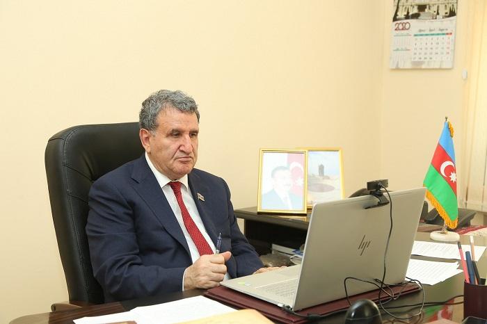 Abay Kunanbayevin 175 illiyi beynəlxalq videokonfransla qeyd olunub
