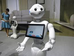 Məktəbli robot yaxşı oxuyacağını vəd edib