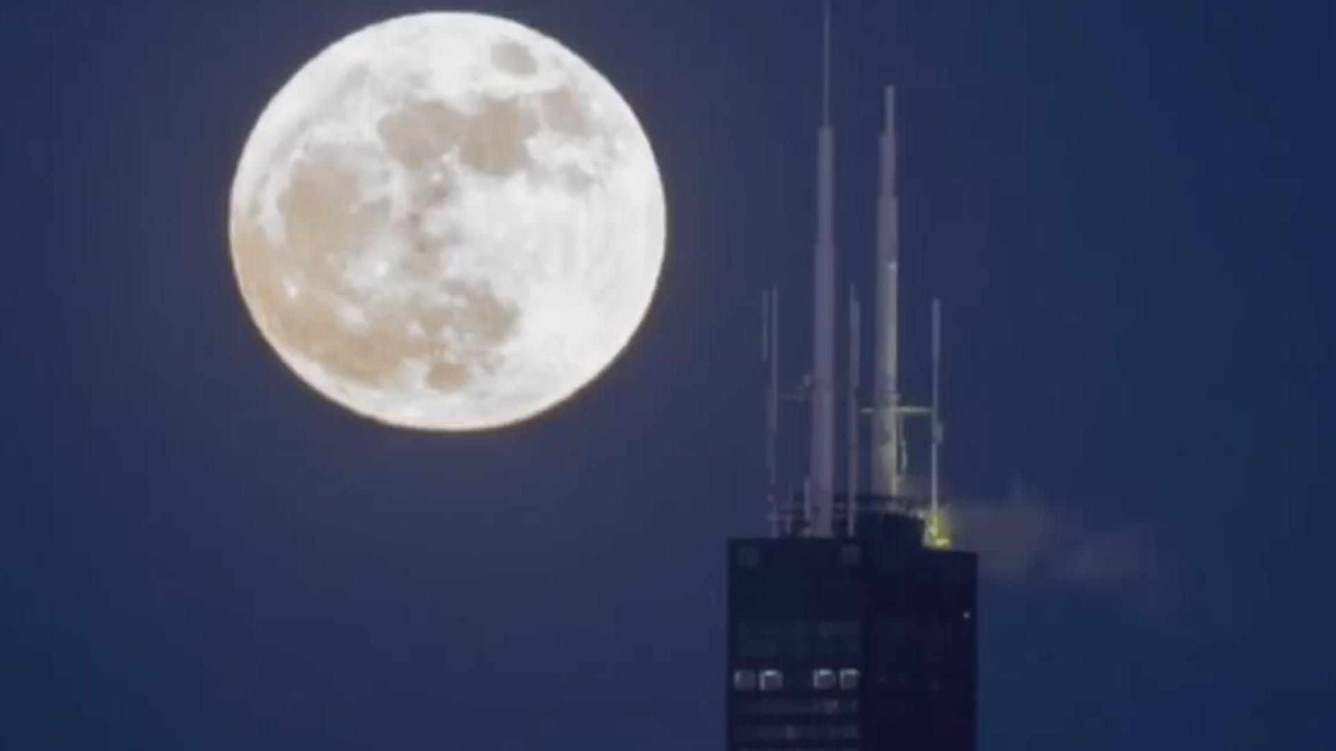 Süni Ay Günəş işığını əks etdirəcək
