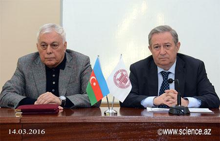 Akademik Tofiq Nağıyevin 75 illik yubileyi qeyd edilib